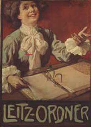 lls-Ordner-Lady