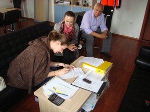 Tekstilna industrija GmbH Mostar-Mai, Vertr+n¦âge ++ber praktische Ausbildung 2013 (2)_resized